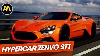 Zenvo ST1 : l'hypercar danois de 1104 chevaux