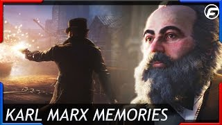 Assassins Creed Syndicate Karl Marx Walkthrough Part 2 Where There is Smoke