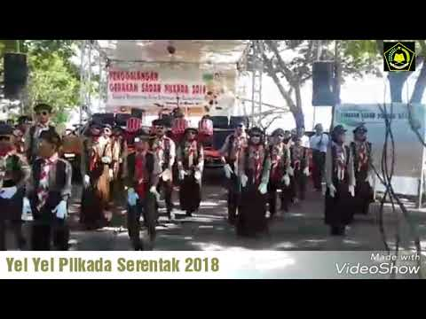 Yel Yel Gerakan Sadar Pilkada Serentak 2018 Kab. Bantaeng