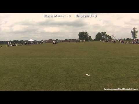 Black Market vs. Brickyard Central Plains Sectionals Championship 2015