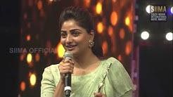 Rachita Ram's Cute Speech Impresses Everyone and Expresses her Love to Fans