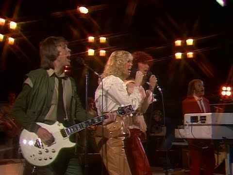 ABBA - On and On and On - Live 1981 (Video With Complete Unedited Audio)