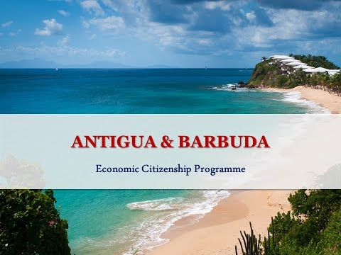 Citizenship Programme Of Antigua & Barbuda