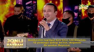 Jonli Bayram - Anvar Sanayev