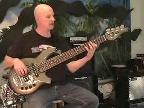 Ernie Ball/Music Man Bongo 6 String Bass