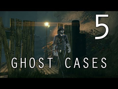 [5] Ghost Cases (Let's Play Murdered: Soul Suspect PS4 w/ GaLm)