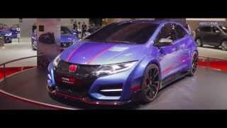 Honda Civic Type R - Хонда Сивик Тайп Р