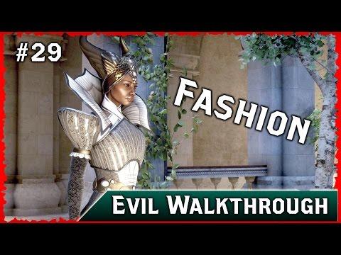 Dragon Age Inquisition: Power of Fashion by Vivienne ► Evil Choices Walkthrough, Part 29