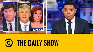 Fox News Calls Impeachment Hearings Boring & Rigged | The Daily Show With Trevor Noah