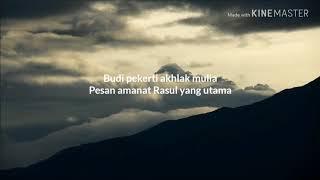 Download Mp3 Sulis - Pesan Rosul  Vidio Lirik