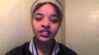 Tamar Braxton Love & War (cover ) by jesselinna hemphill