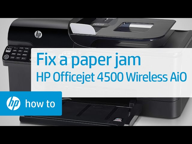 download drivers for hp officejet 4500 wireless
