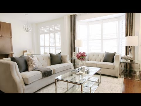 Living and Dining Makeover - Kimmberly Capone Interior Design