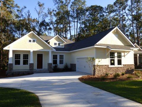 Hampton Lake New David Weekley Sawgrass Model Home