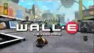 Wall-E (Wii)-Trailer