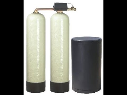 fleck commercial water softeners - Commercial Water Softener