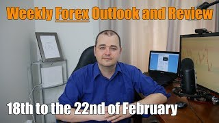 Weekly Forex Review - 18th to the 22nd of February