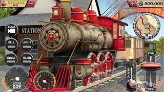 Train Simulator 2016 HD (by Thetis Games) Android Gameplay [HD]