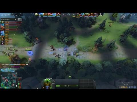 Optic Gaming VS VGJ.Storm  China Dota 2 Super Major NA Qual [LIVE]