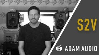 ADAM Audio | In the Studio with Mix Engineer Kevin Dippold | S2V