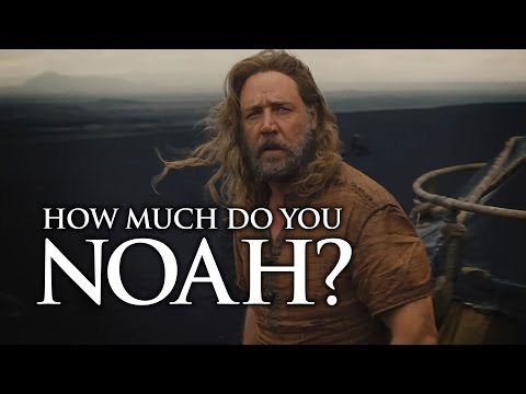 How Much Do You Noah? - Noah Quiz & Movie MashUp (2014) Russell Crowe Movie HD