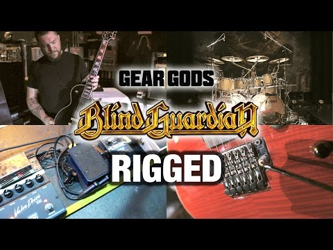 GEAR GODS RIGGED - Blind Guardian