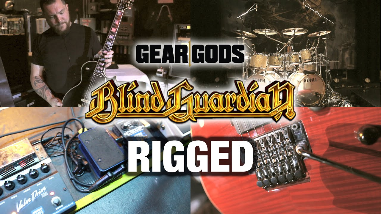 Gear Gods Rigged Blind Guardian Youtube