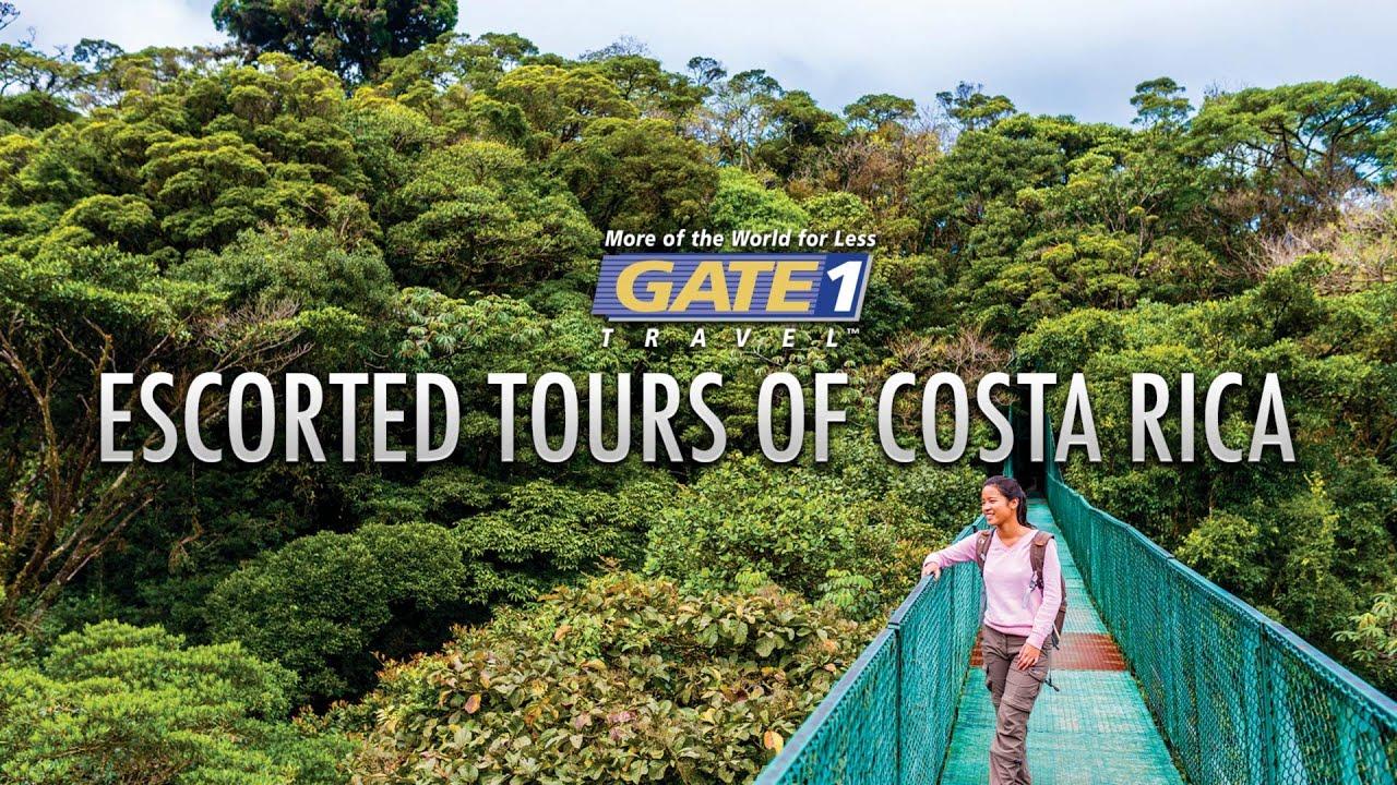 The Gate 1 Costa Rica Experience