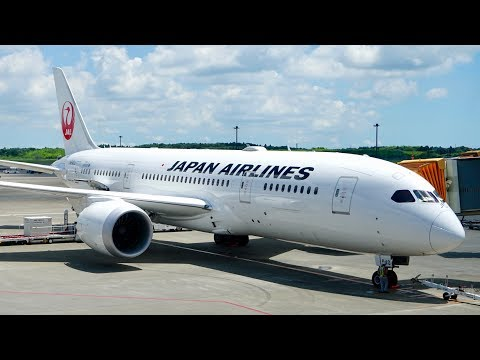 Japan Airlines Business Class Review - Boeing 787-8 - Sydney To Tokyo (Narita)