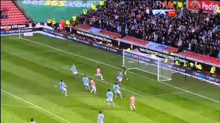 Download Video Stoke City 0-1 Manchester City | The FA Cup 4th Round 2013 MP3 3GP MP4