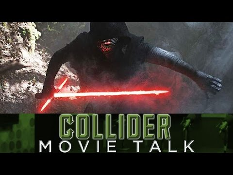 Collider Movie Talk - Kylo Ren Connection To The Sith? Will Batman or Superman Get More Screen Time?
