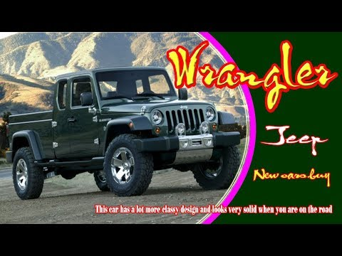 2020 jeep wrangler | 2020 jeep wrangler unlimited | 2020 jeep wrangler pickup | new cars buy