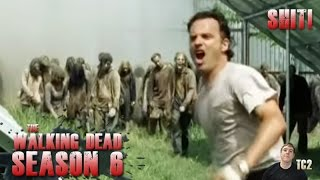 The Walking Dead Season 6 Episode 8 - Start to Finish - Video Predictions!