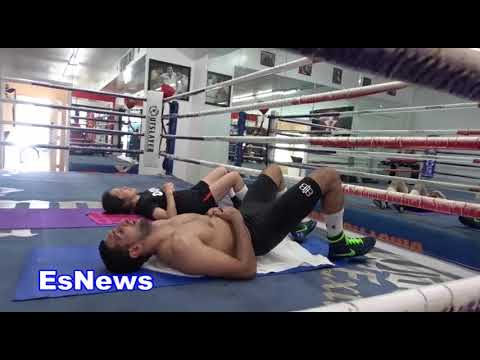 Amir Khan Abs Workout six pack is there EsNews Boxing