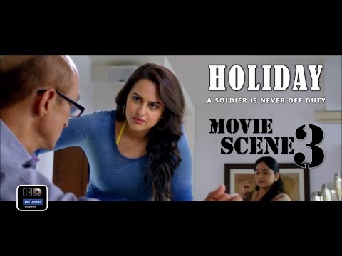Holiday 2014  Movie  3  Akshay Kumar,Sonakshi Sinha