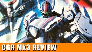 Classic Game Room - MACROSS ACE FRONTIER review for PSP
