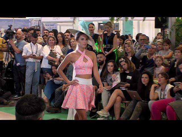 ANAMAYA Y ALOUETTE en la Feria Internacional de la Moda de Tenerife 2018 #FeriaModaTFE