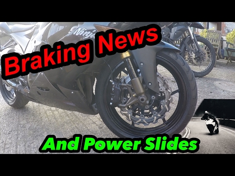 Braking News and Power Slides