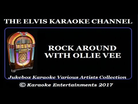 Jukebox Karaoke Buddy Holly Rock Around With Ollie Vee