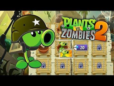 LANZAGUISANTES CHETADO - Plantas vs Zombies