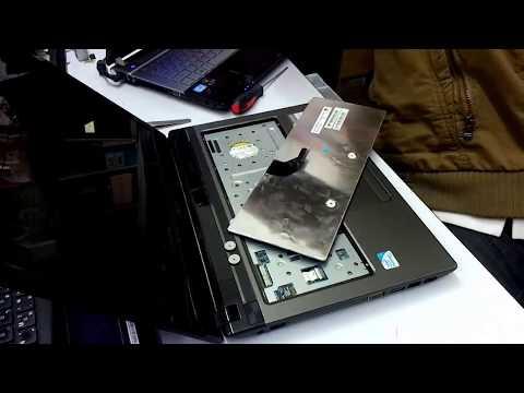 how to take off laptop keyboard