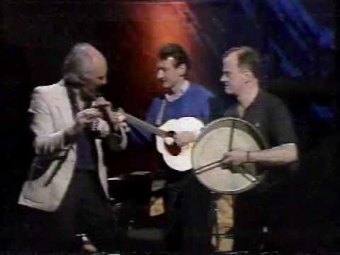 Matt Molloy,Christy Moore, Donal Lunny & The Chieftains