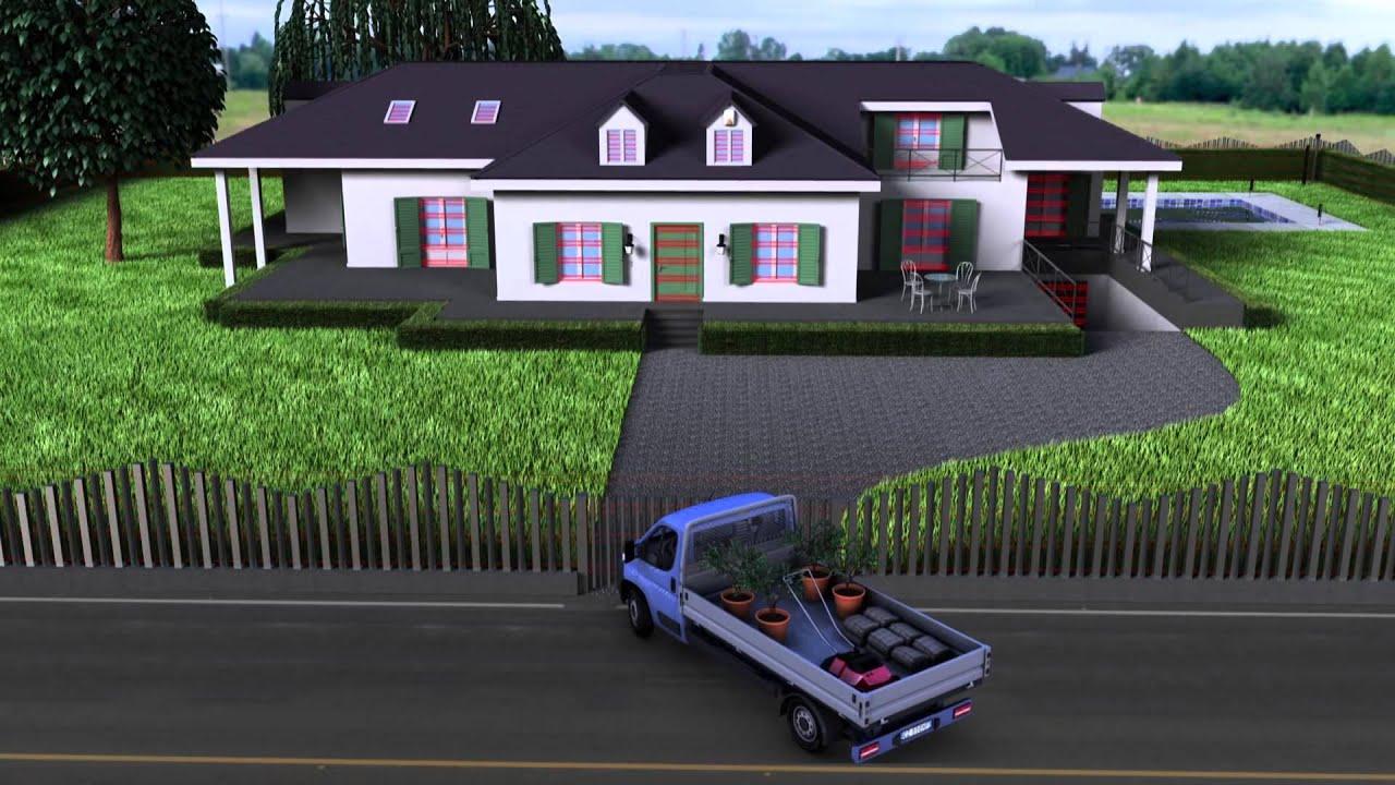Antifurto casa wireless allarme casa fai da te youtube - Allarme casa fai da te ...