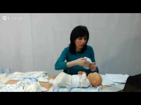Как одевать новорожденного зимой дома