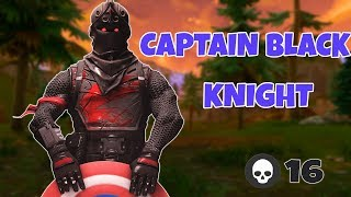 Captain Black Knight!! (Fortnite Avengers Endgame LTM)