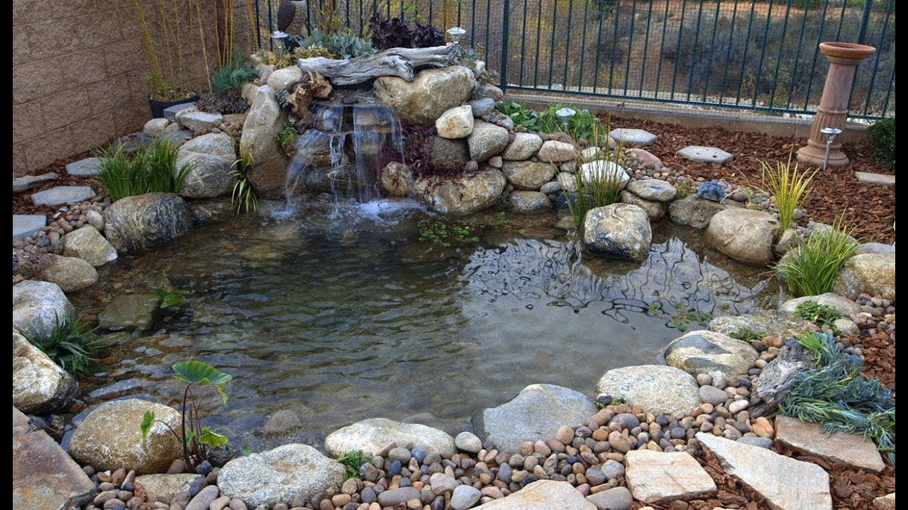 Ponds gone wrong backyard ponds episode 2 part 2 for Build a simple backyard waterfall