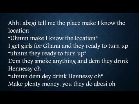 Lil Kesh – Shele Gan Gan lyrics