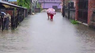 Nepal, alluvioni e frane per i monsoni. Difficili i soccorsi nelle aree più remote