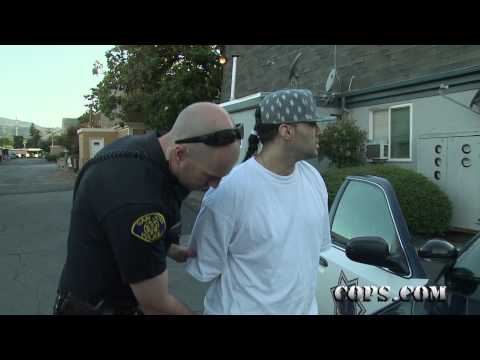 T&T, Officer Aaron Offenberg, COPS TV SHOW