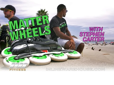 Matter Wheels With Stephen Carter Aka Rollomite